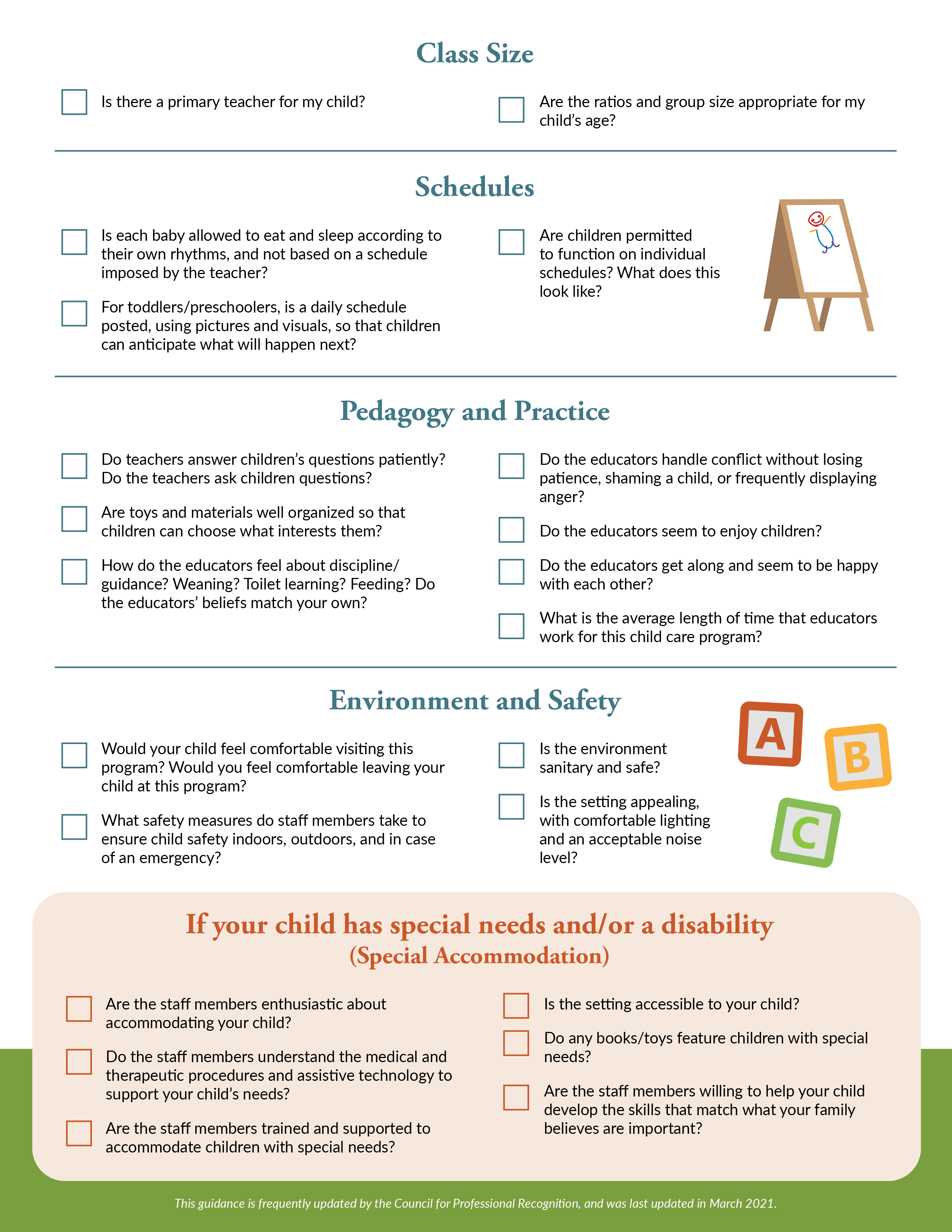 35 Essential Questions to Ask When Choosing an ECE Program for Your C